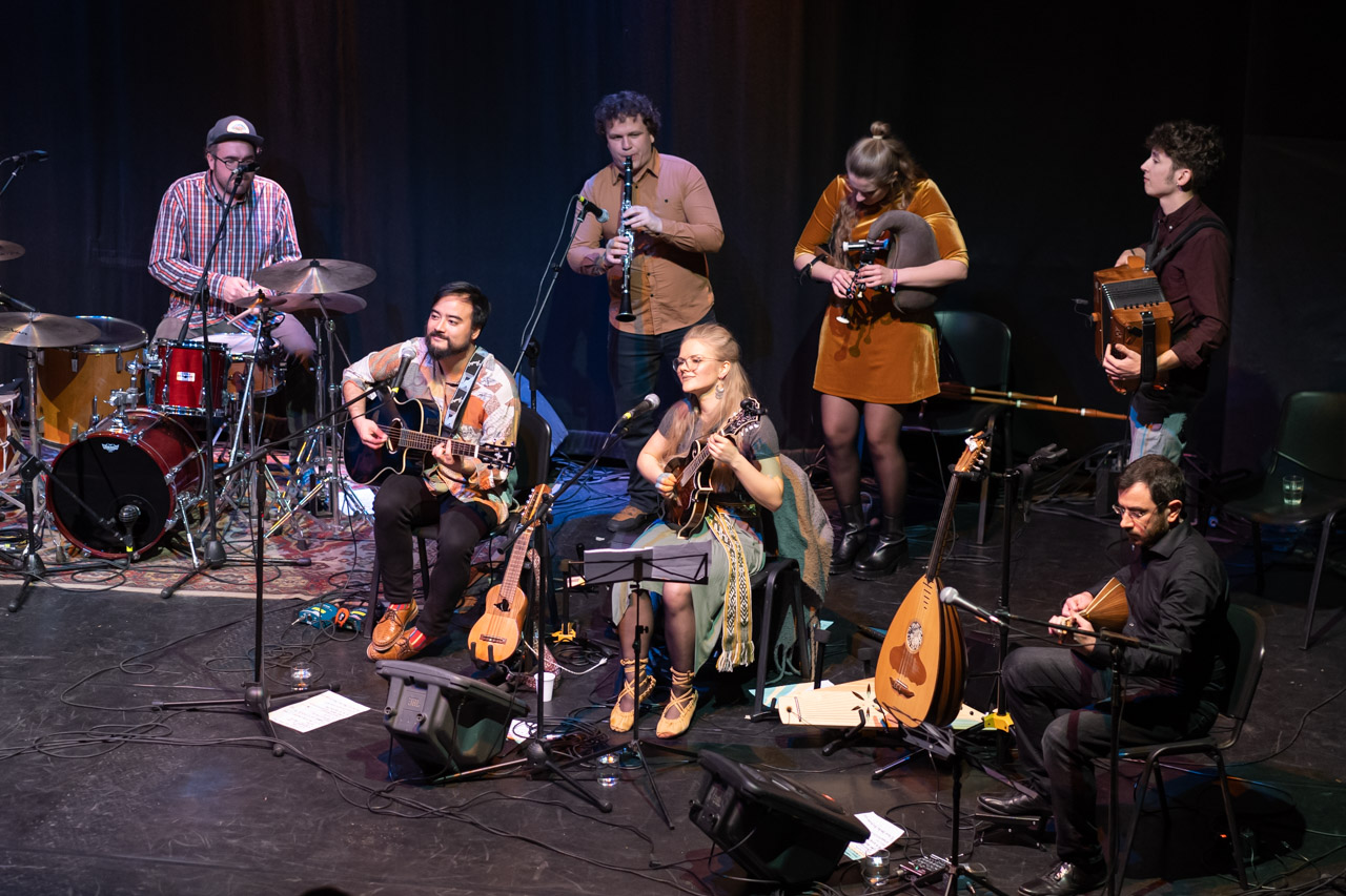 NuFolk Global Connections Orchestra